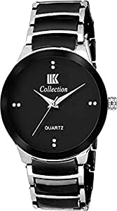 IIk Collection Watches Analog Black Dial Men's Watch