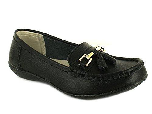 Foster Footwear , sandales femme fille Noir