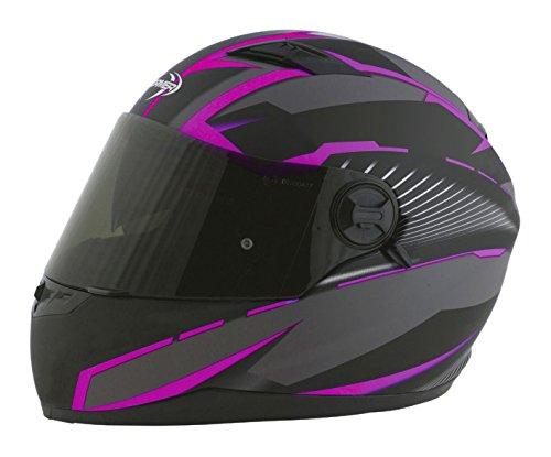 Stormer Casco Integrale Pusher Xenon Rosa Opaco Dimensioni decorativo rosa opaco, taglia S