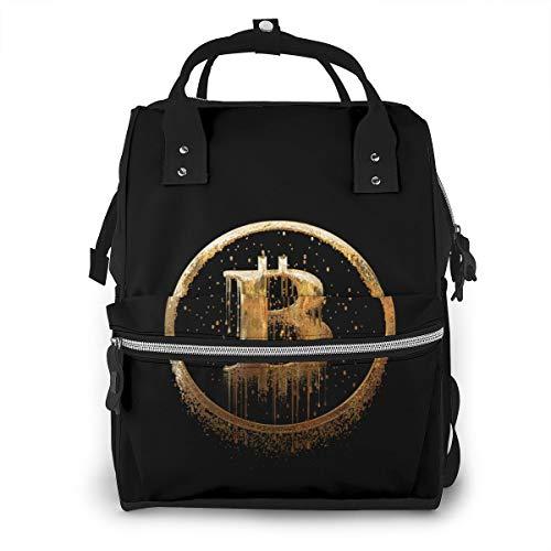 Bolsas de viaje multifunción, mochila para pañales de bebé, para mamá, bolsas...
