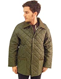 Campbell Cooper Mens Standard Quilted Newmarket Riding Jacket