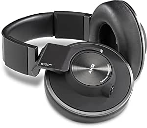 AKG K550 MKIII Closed-Back Reference Over-Ear Headphones - Black
