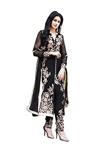 RGN_Retails Georgette Unstitched Dress Material For Salwar Suits Kameez