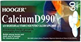 Medsor Impex Hooger Calcium D990 Height Increases and Body Growth Supplement - 60