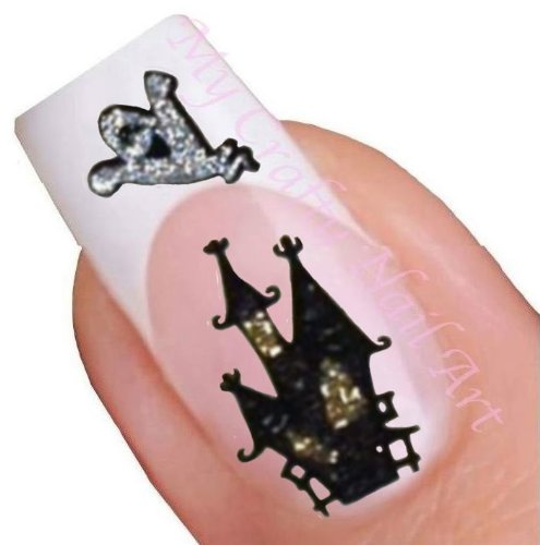 Halloween Adhesive Nail Stickers Art by My Crafty UK Ltd