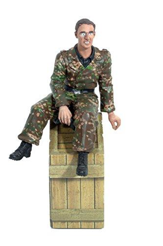 Torro 222285117 - Funker - der Tiger Besatzung 1/16 Figur