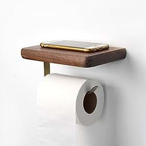 toilettenpapierhalter toilettenpapierhalter holz. Black Bedroom Furniture Sets. Home Design Ideas