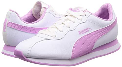 Puma Turin Ii  White - Orchid  39