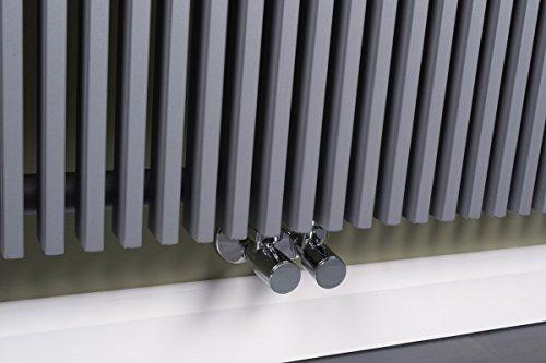 Radiatori tubolari il tocco moderno e di design degli elementi a