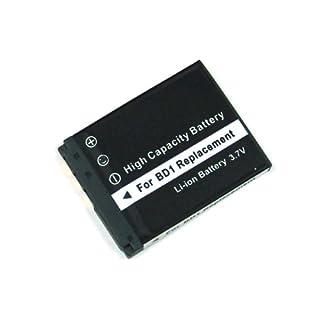 accu-batt Ersatzakku für Sony NP-BD1, NP-FD1 (DSC-T2, DSC-T70, DSC-T75, DSC-T200, DSC-T300, DSC-T500, DSC-T700)