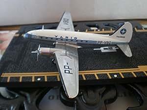 WMPPVBQ Western Models Varig C-46 Commando Model Airplane by Western Models