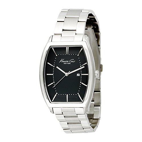 Kenneth Cole Kc3897 Mens S/S Bracelet Watch (Certified Refurbished)
