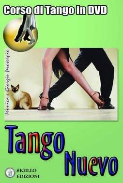 Tango NUEVO . Corso di tango argentino in DVD