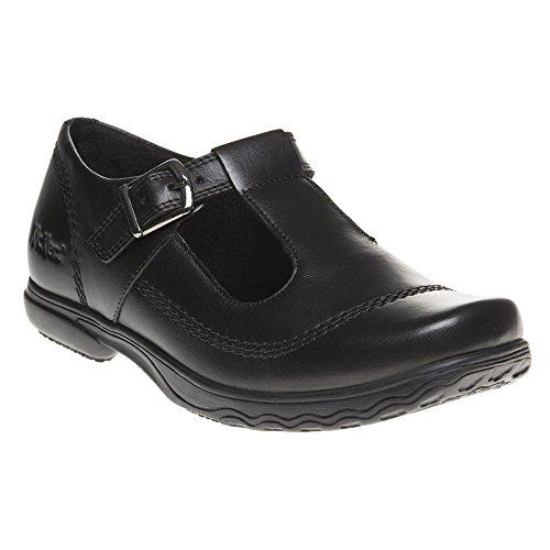 Kickers Keavy Mary Jane Infants Chaussures Noir Noir
