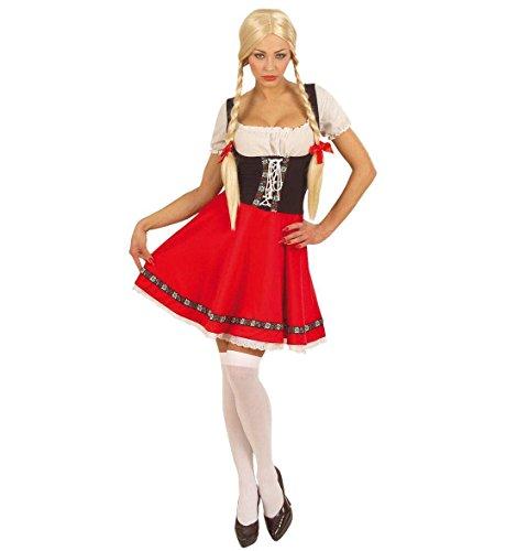 Widmann - Erwachsenenkostüm (Kostüm Bierfest Deutsche)