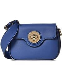 4ca1691fe9923 Emporio Armani , Sac bandoulière pour femme Bleu Bleu dragée ...