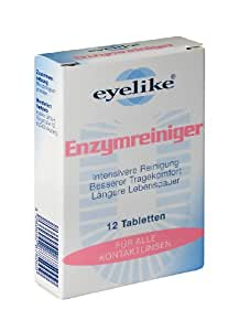Eyelike Enzymreiniger 12 Tabletten