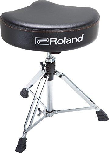 Roland Drum-Hocker mit strapazierfähigem Vinyl-Sitz - RDT-SV - Roland E-drum