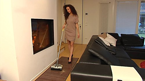 41N1smdHVFL - BEST BUY #1 Cordless electric broom rotating wireless and rechargeable S520. Please see our movie for understand how it works http://youtu.be/9SHakxk7o7w Reviews and price compare uk