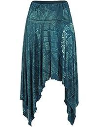 Innocent Mariah Skirt Mini skirt blue XL