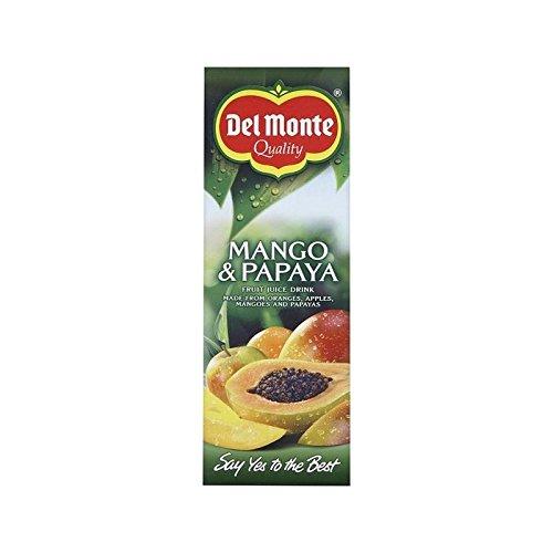 Del Monte Mango & Papaya-Saft Trinken 1L -