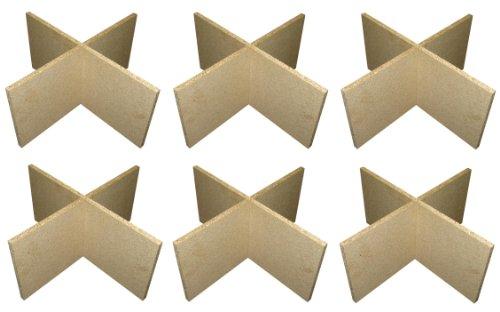 Gewichtsverteilerkreuz 6x (je 2 Elemente) 230 mm
