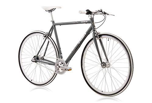 tretwerk DIREKT gute Räder NXS-3 Herren Singlespeed 3-Gang Nabenschaltung, Herren-Fahrrad, L