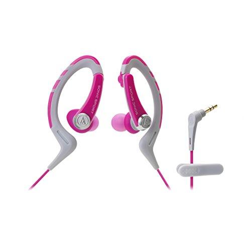 Audio Technica ATH-SPORT1PK SonicSport In-Ear Kopfhörer pink
