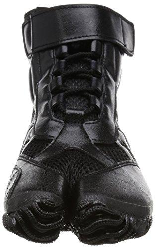 Chaussures de Ninja Jogging Jikatabi Importe du Japon (Marugo) Noir