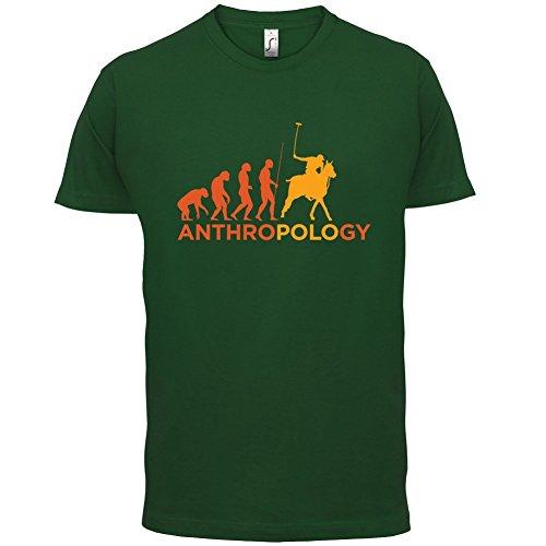 AnthroPOLOgie - Herren T-Shirt - 13 Farben Flaschengrün