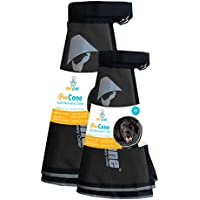 ZenPet Pro Cone, Extra Large, 18 - 23-inch, Grey