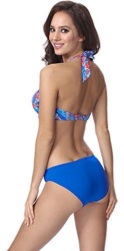 Feba Figurformender Damen Bikini F08 Muster-304
