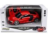 Reel Toys REELTOYS2093scala 1: 18' Audi R8GT Licensed Car Model