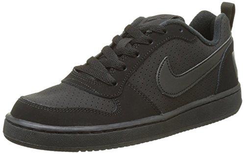 Nike Court Borough Low, Zapatillas de Baloncesto para Niños, Negro (Black 001), 40 EU