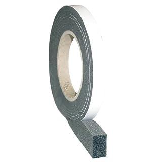 SILISTO Kompriband ECO Typ 521 15/3 Anthrazit, 12m Rolle