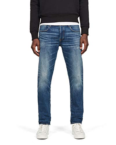 G-STAR RAW Herren 3301 Straight Jeans gebraucht kaufen  Wird an jeden Ort in Deutschland