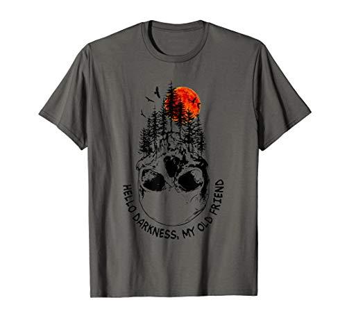 ein altes Freundt-shirt  T-Shirt ()