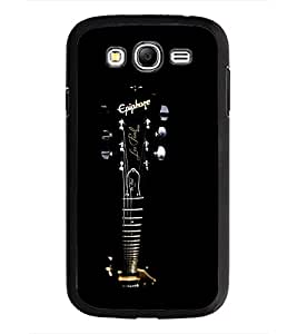 PrintDhaba Fret Board D-2022 Back Case Cover for SAMSUNG GALAXY GRAND I9082 (Multi-Coloured)