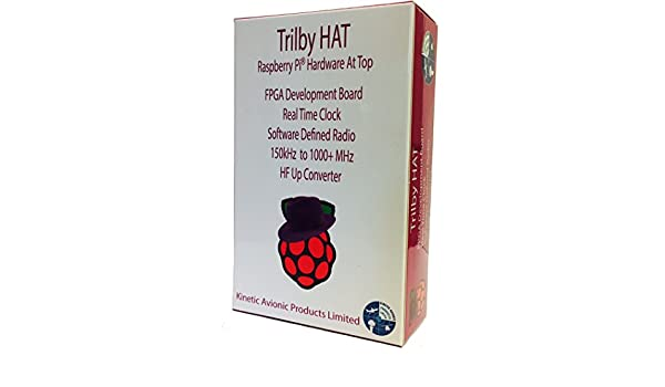 Kinetic Trilby Hat 150kHz to 1000MHz+ Software Defined Radio