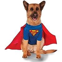 Rubies Disfraz de Perro Superman de Big Dogs