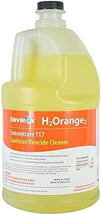 Envirox 117 H2ORANGE EnvirOxH2Orange2 Concentrate 117 - Gal. Bottle