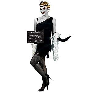 Morphsuits - Disfraz de segunda piel (pegado al cuerpo) para mujer, talla L (MCCFO20L)