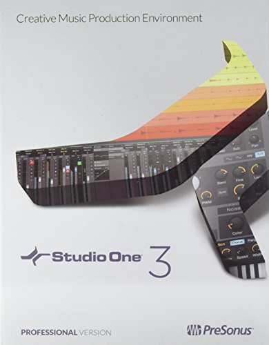 Presonus Studio One 3 Professional - DAW Software