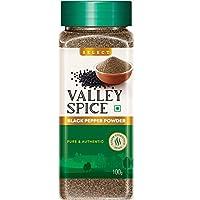 Valley Spice Black Pepper 100g