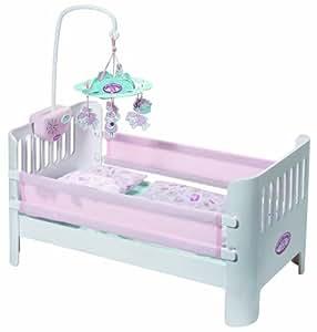 zapf creation 792025 baby annabell bettchen mit mobile spielzeug. Black Bedroom Furniture Sets. Home Design Ideas