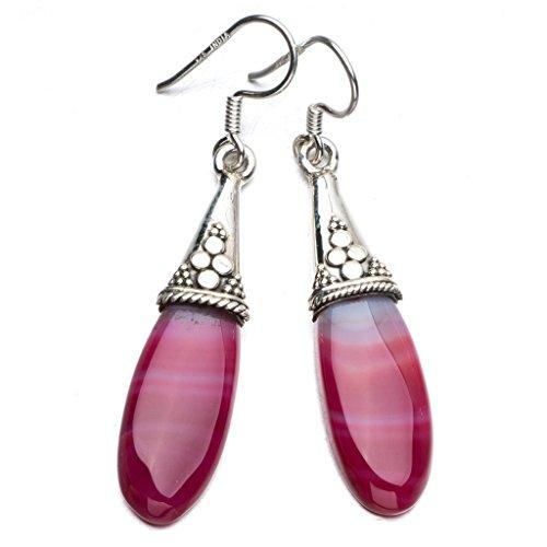 stargemstm-natural-botswana-agate-boho-style-925-sterling-silver-drop-earrings-2