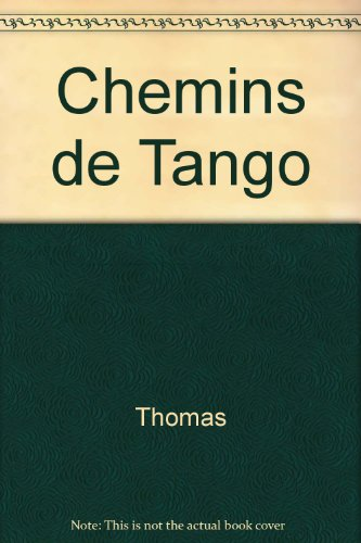 Chemins de tango
