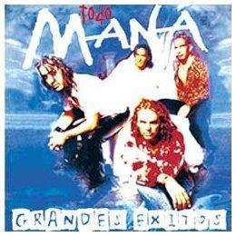 Grandes Exitos Import edition by Mana (1999) Audio CD