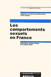 Les comportements sexuels en France