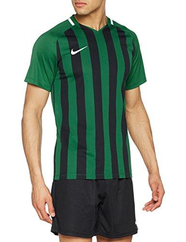 Nike Herren Striped Division III Trikot, Kiefergrün / Schwarz / Weiß, S Preisvergleich